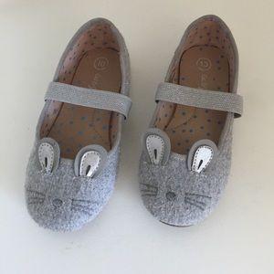 """Super cute """"mouse"""" shoes!"""